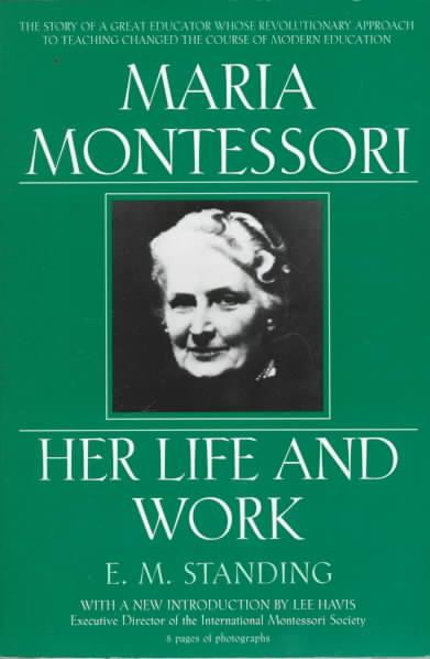Maria Montessori By Standing, E. M.